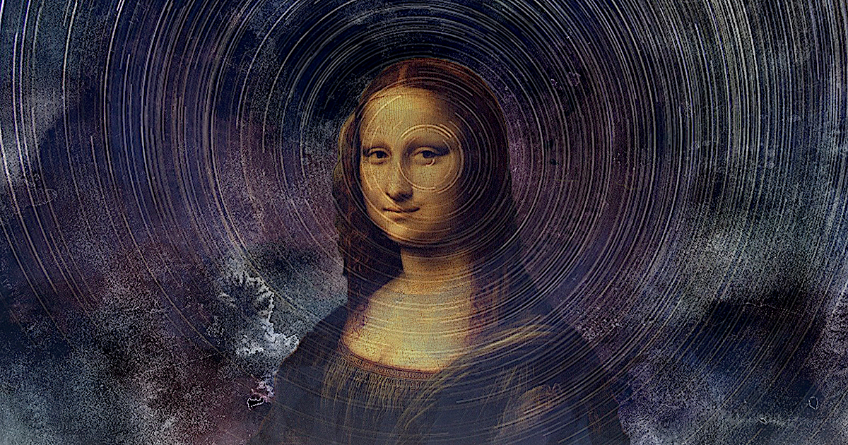 Айтрекинг в психологии искусства: выясняем, что и как влияет на наше восприятие великих полотен