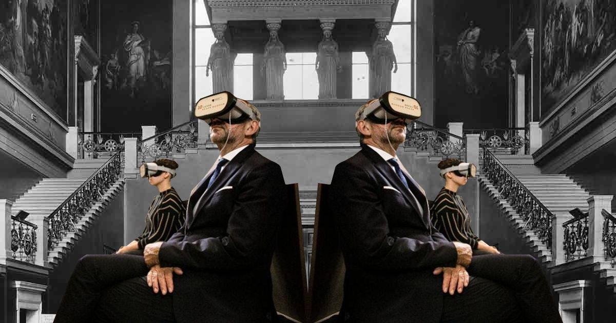 Геймификация музеев: за и против