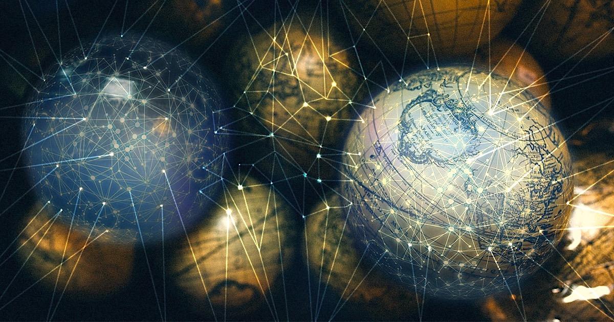 Исторические глобусы в 3D: покрутить может каждый