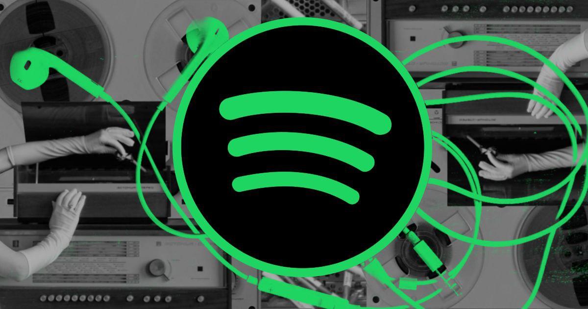 Покажи мне свой Spotify, и я покажу тебе, кто ты