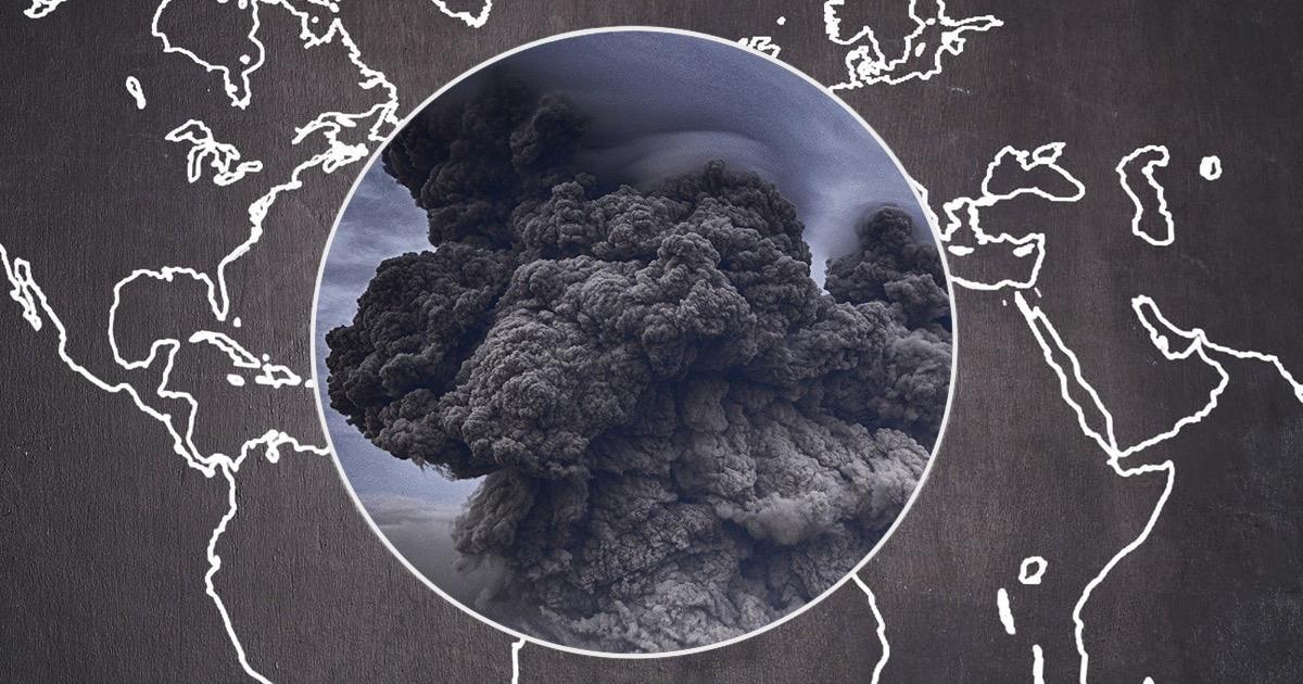 До и после взрыва: оценка разрушений в Бейруте по спутниковым снимкам