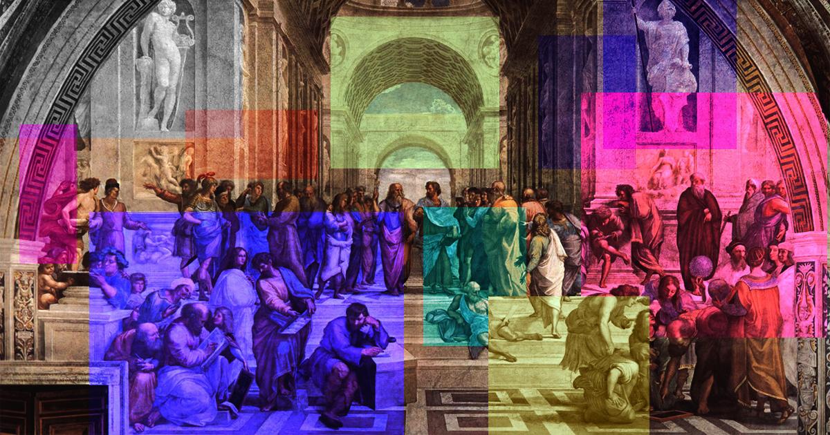 Реставрация картин: от вакуумных столов до машинного обучения